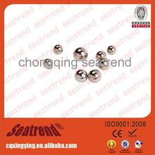 Neodymium N35 Ni / Gold / Silver / red /green / pink / black magnetic rolling ball