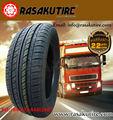 Rasakutire china melhor marca de qualidade superior 205 / 60R15 205/60 - 15 RADIAL PCR pneu outboards usados para venda