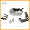 Sliver color high performance brake calipers