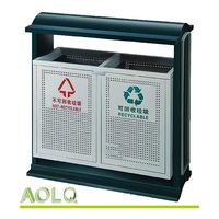 Popular litter bin recycling bin stand