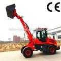 Hot venda de taian mini-tractor tl1500 telescópica dianteira carregadeira trator com ce