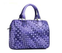 Lelany new trendy knit bag fashion women handbags tote bag