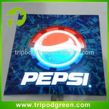 Great design,working in supermarket & store el commercial promotion ad/el light up poster