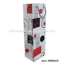 art design wine bag paper bag