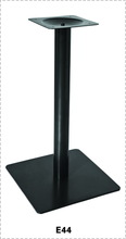 2014 hot sale high quality cast iron metal dining table leg for furniture legs manufaturing china