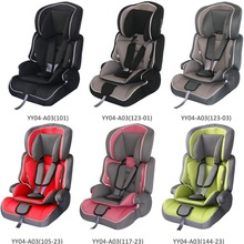 Ningbo manufacture Gr1/2/3 (9-36kgs) baby/child car seat with ECE R44/04 certificate