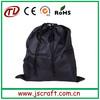 full color CMYK logo heat transfer printing children drawstring bags ,small nylon drawstring bag wholesale