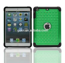 Shockproof bling rhinestone cute case for iPad mini