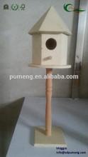 home decor wooden bird house