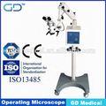 Gd médica CE aprobado nombres de microscopios