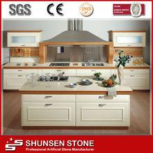 High Quality Price Prime Quartz Stone Table Top SQC030
