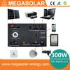 power inverter dc 12v ac 220v 300w portable solar power generator
