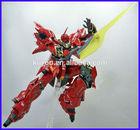 (MIXED LOADING)MG 1/100 015 Sinanju figma gundam robot model kits japanese nude action figure supplier
