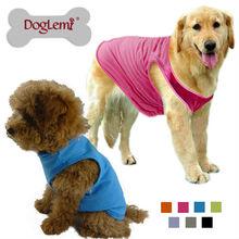 Summer Dog Vest Doggy Apparel Pet Dog Cat Puppy T-Shirt dog clothes