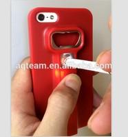 Wholesale Multi-function Beer Bottle Opener + Lighter case For Iphone 5