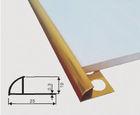 High Quality bronze metal tile trim/aluminum edge tile trims factory price