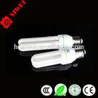 2U 13W B22 CFL U shape energy saving light bulb