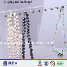 2014 fashion nail jewelry display acrylic
