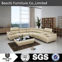 Modern latest design sofa calia leather sofa design C1128-B