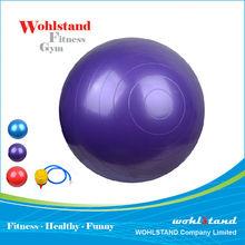 Anti burst pvc yoga therapy ball gym ball