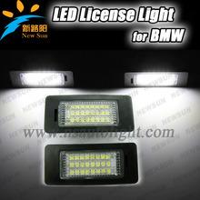 Canbus Led License Plate Lamp For BMW E82 E88 Auto Car Accessory Back Light Wholesale Price