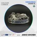 La fabricación de carburo de calcio 50-80mm de gas 295l/kg el rendimiento de, cac2/de carburo de calcio para el acetileno/de soldadura de gas sgs& bv& msds