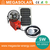 new product ideas 5W solar self generating power system for home appliances- Model: MS-105SLS