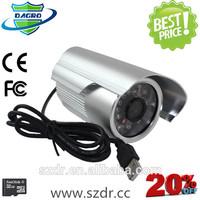 New TF/SD card HD CCTV Camera wireless outdoor cctv camera security camera with sd recording card