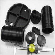 Precision POM Parts,5 Axis High Performance CNC Turning Machining Black POM Parts,POM CNC Turning Service