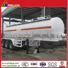 38 M3 Liquid asphalt tank trailer with heat preservation system (volume optional)