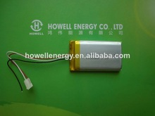 gps tracking battery /lipo battery for gps/excellent battery management marine gps tracker