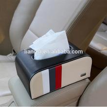 PU Tissue Box for car