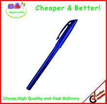Factory price click plastic pen logo printed Cross pen Gel pen with cap