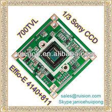 1/3 700TVL Sony CCD board Sony 4140+811