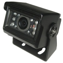 4CH rear-view camera in the Bus work with mobile DVR