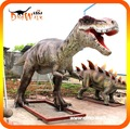 outdoor playground borracha brinquedo do dinossauro