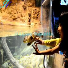Haijing Acrylic Aquarium Small Plastic Fish Tank