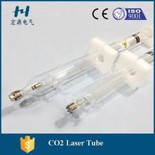2014 hot sale 60w,80w,100w,120w,150w co2 Laser Tubes for cnc machines
