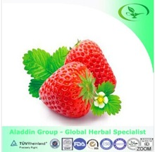 Pure Natural Tannic Acid 90% /Strawberry Extract/polyphenols &Vitamin C