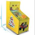 coin operated caliente de velocidad del motor del coche de carreras de juegos para los niños