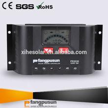 Fangpusun PR3030 solar charge controller 12/24V 30A