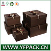 2014 New Design custom printed paper box packaging boxes