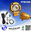 YTW10K car accessories LED Head Lamp for motorcycle pure aluminium housing flood and spot beam