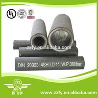 SAE100 R12 high duty steel wire Spiral Hydraulic Rubber Hose