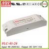 Meanwell PLC-45-24 45w led driver 24v 1.9a