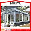 wind protection winter garden sun house glass sunroom