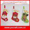 Christmas sock ZY14Y175-1-2-3 30CM santa claus gift bag