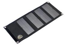 Universal 5V1.5A Four-Panel 10-WATT Rapid flexible Solar powered Charger flexible solar panel charger solar mobile phone charger