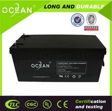 Best price Maintenance free gel Battery 12 V 200 Ah
