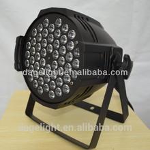 3W*54 RGBW LED Stage Light 8Ch DJ Wash Lights